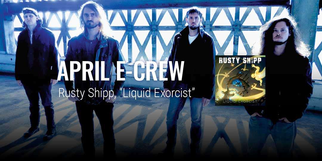 April E-Crew - Support the Effect, get great music