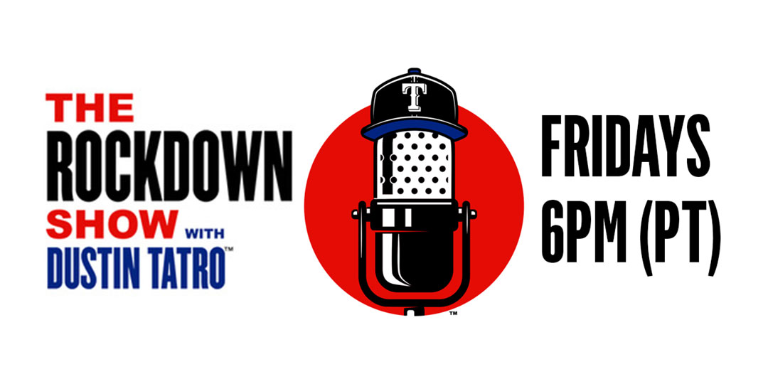 RockDown Show with Dustin Tatro - Fridays at 6PM (PT)