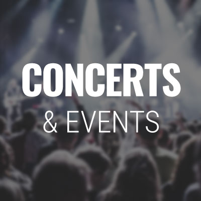 Concerts & Events