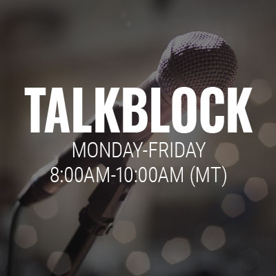 TalkBlock - Monday-Friday, 8:30AM