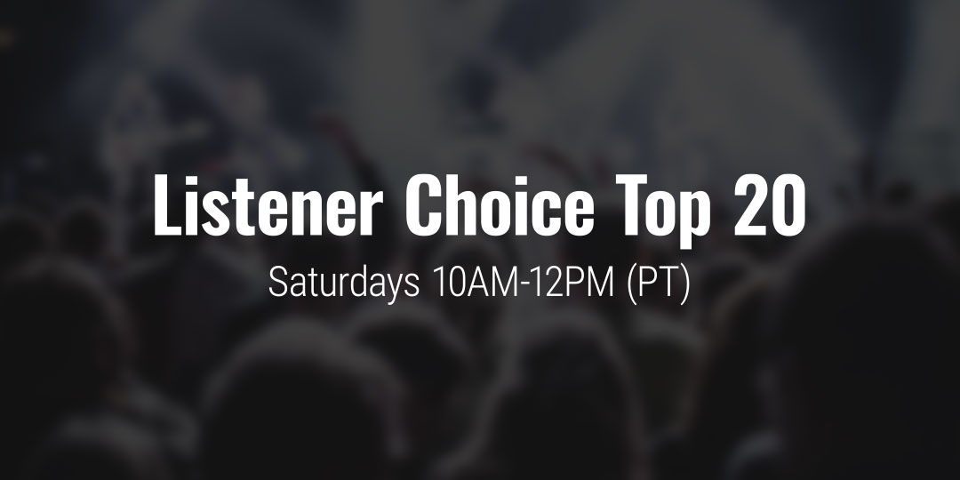 Listener Choice Top 20